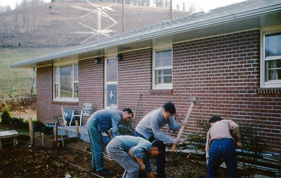 1964 - Stickleyville Parsonage 1