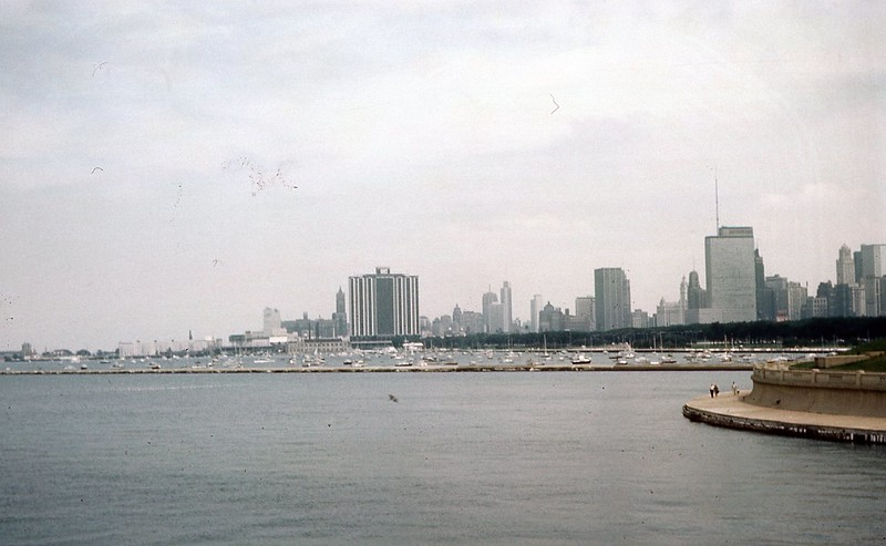 1965 - Chicago Shoreline