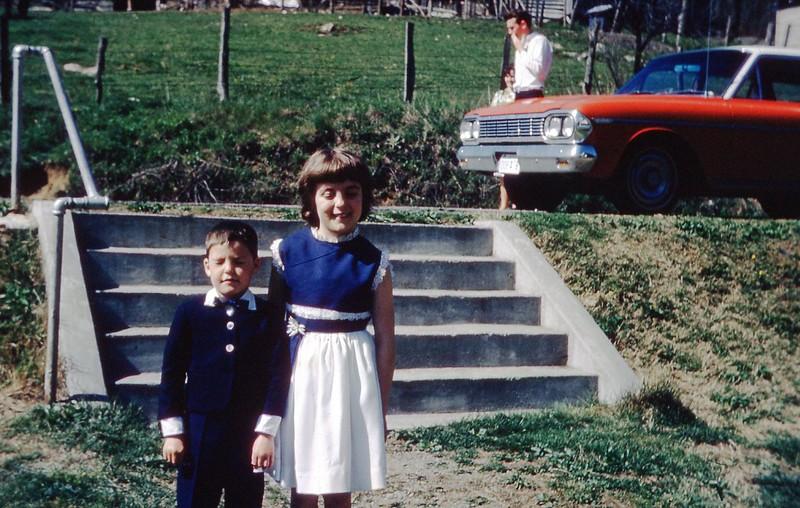 1965 - Ruth Anne & Joe