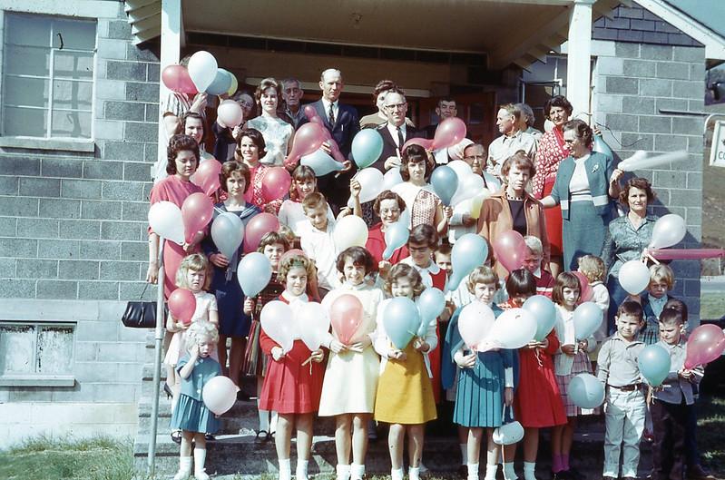 1965 - Balloon Lift - Wallens Creek