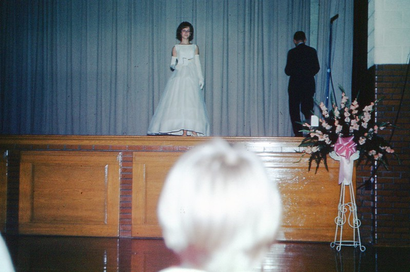 1965 - REA Beauty Contest - Diane Carroll