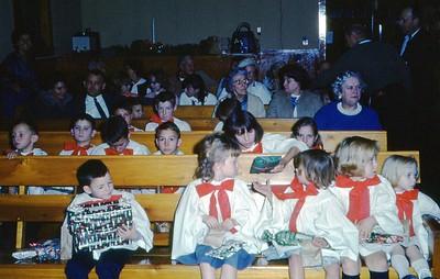1965 - Christmas Program