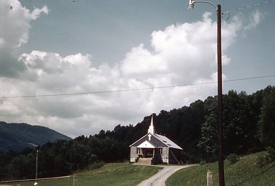 1965 - Mt  Washington Church