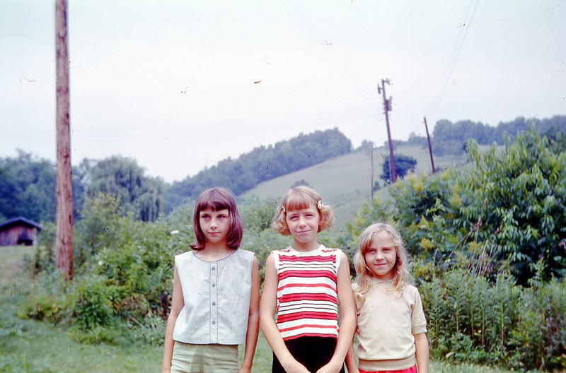 1966 - Mary Lee, Linda, Barbara