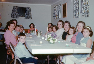 1966 - Mother's Day Party