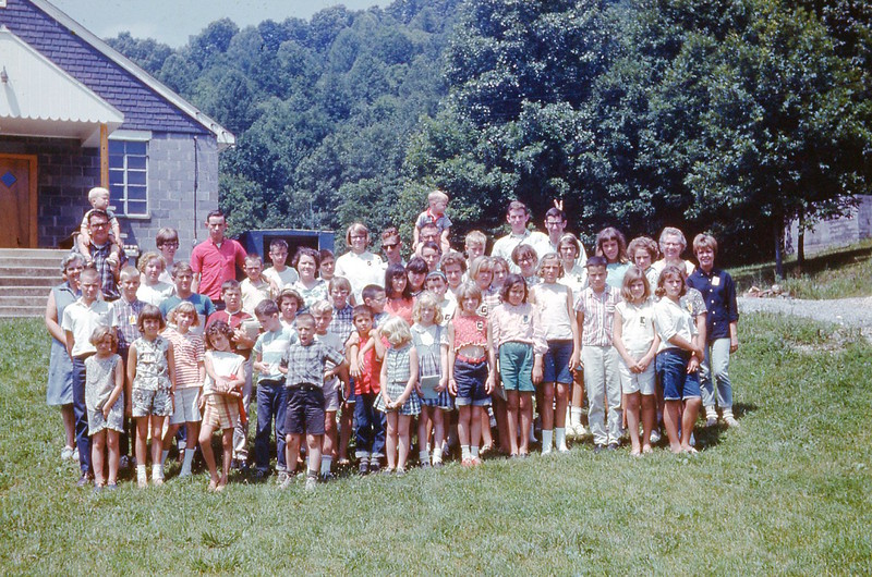 1966 - Junior Camp