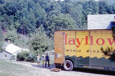 1966 - Berggrens Moving