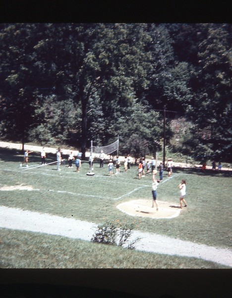 1966 - Camp recreation