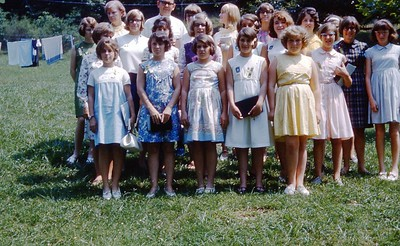 1966 - Girls Camp