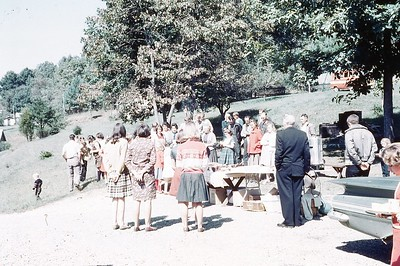 1966 - Mt  Washington S S  Picnic