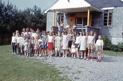 1966 - Mt  Washington DVBS