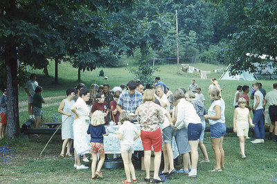 august 1967-''CAMP PICNIC''