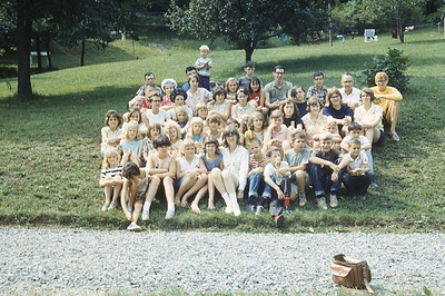 august 1967-''JUNIOR CAMP''