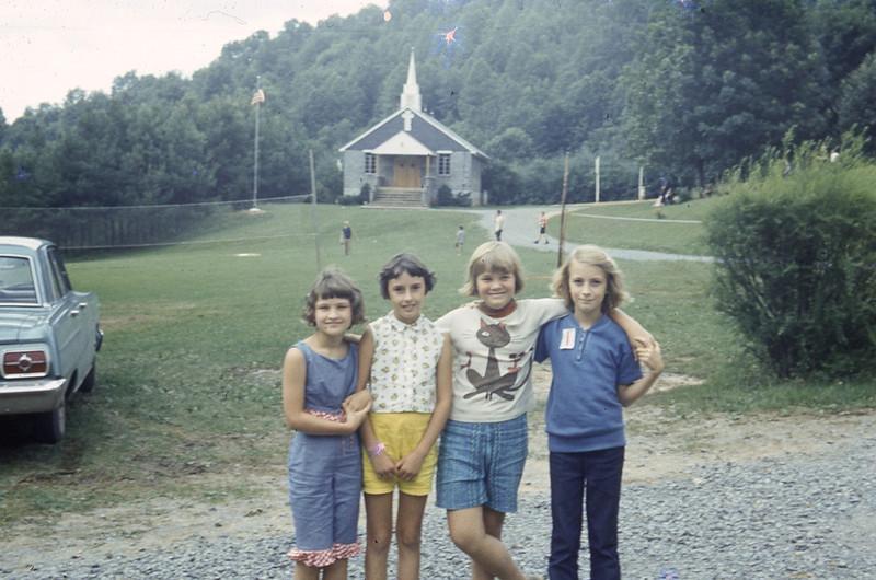 august 1967-''JUNIOR CAMPERS''