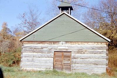 1968 - Rock Castle School:Church