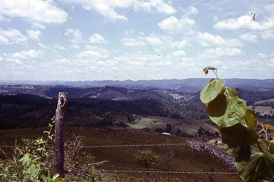 1968 - Scenery from Mt  Washington Back Road