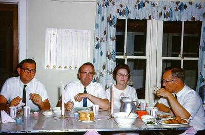 1968 - Camp Banquet