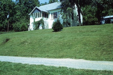 1969 - Mt  Washington Parsonage