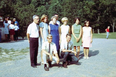 1969 - Counselors & Pastor Luiten