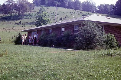 1969 - Wallens Creek Parsonage