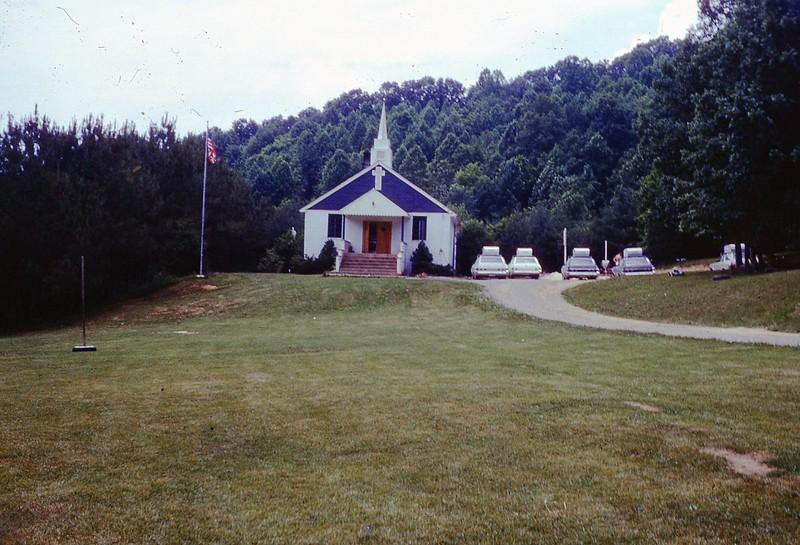 1969 - Mt  Washington Church