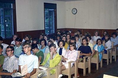 1969 - Senior Camp
