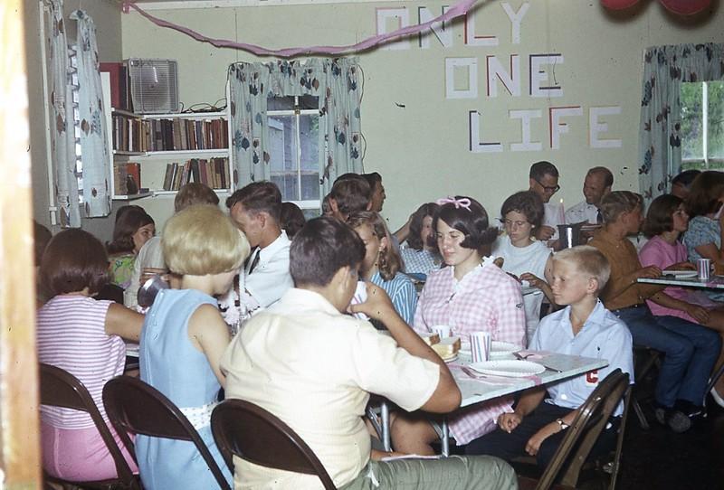 1969 - Banquet Senior Camp