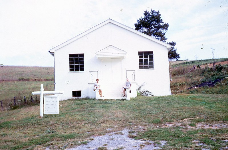 1969 - Mulberry Chapel