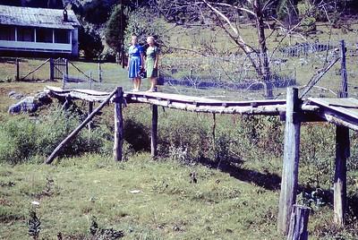 1969 - Footlog - Naomi & Zelma