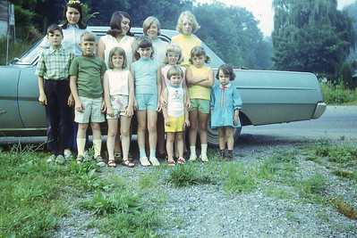 july 1970-''NAOMI'S RIDERS TO D V B S ''