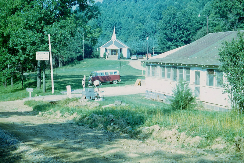 july 1970-''CAMP GROUNDS''