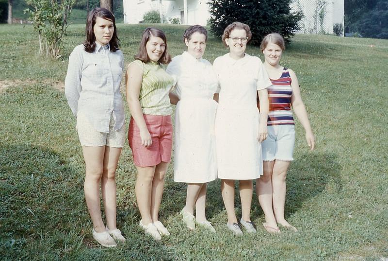 july 1970-''JUNIOR CAMP COOKS''