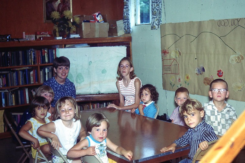 1970 WC Beginners DVBS