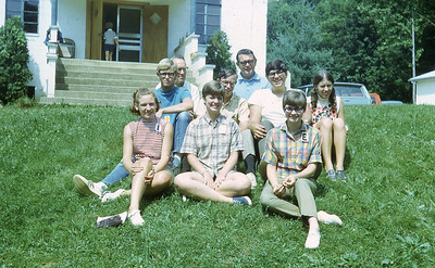 july 1970-''JUNIOR CAMP''