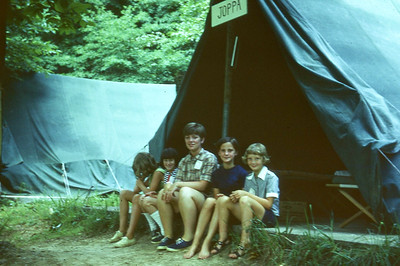 july 1970-''JUNIOR CAMPERS''