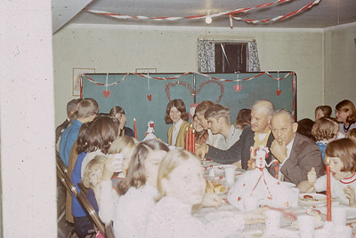 february 1970-''VALENTINES BANQUET''