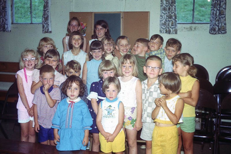1970 WC-DVBS Beginner and Primary Sing Time