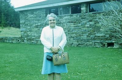 1971 Winnie Blue Ridge Parkway