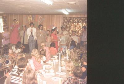 july 1971-''CAMP SKITS''