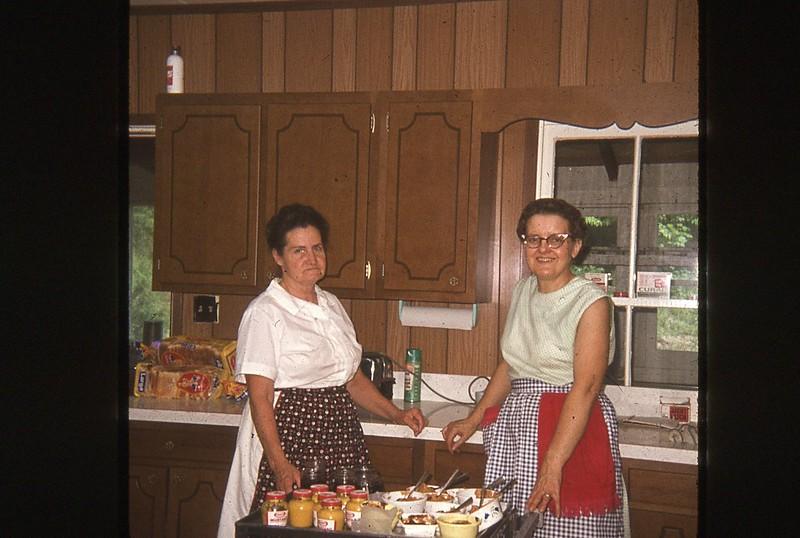 1971 camp cooks