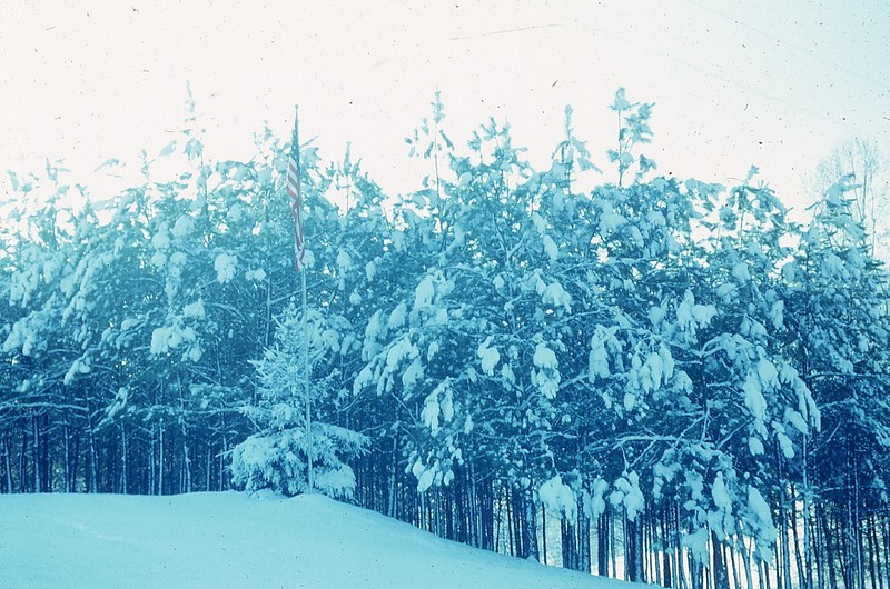 1971 Snow - Mt  Washington