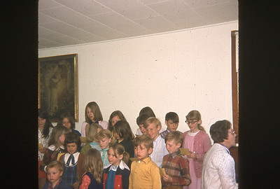 1972-''CHILDREN'S CHIOR''