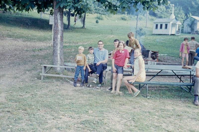 1970-''JUNIOR CAMP''