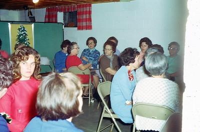 1972 WVS basement