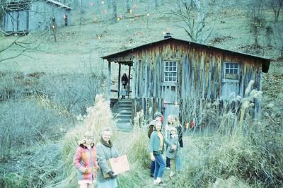 1972 Aunt Cora's house