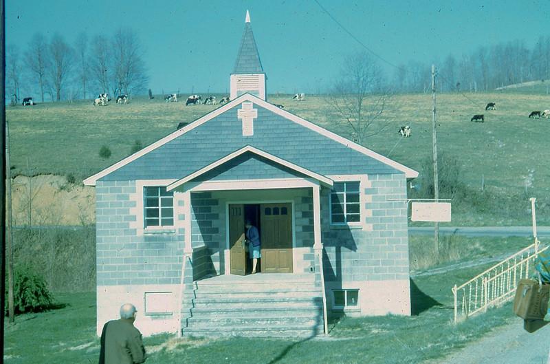 1971-''WALLENS CREEK CHURCH''