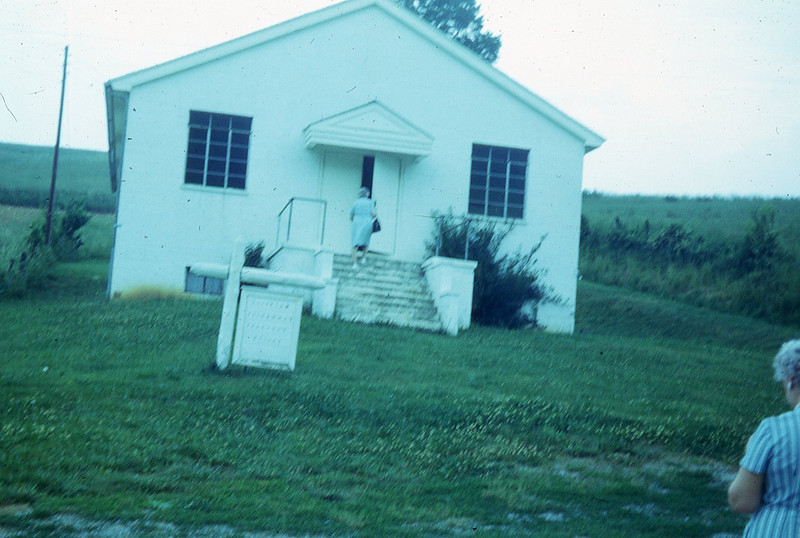 1972-''MULBERRY GAP CHURCH''