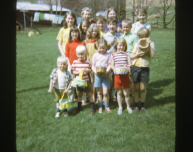 1973-''EASTER EGG HUNT''