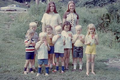 july 1973-''D V B S''