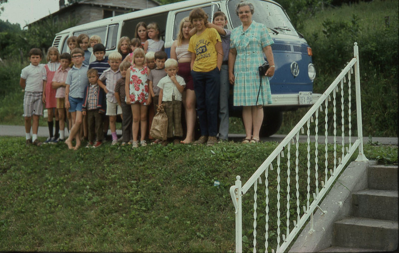 1974-''CAMPERS AND VAN''